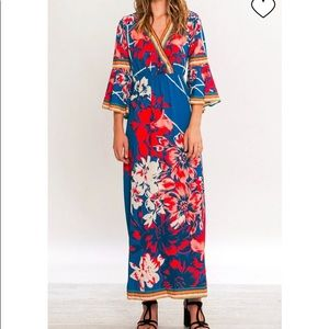 Flying Tomato Isabella Maxi Dress